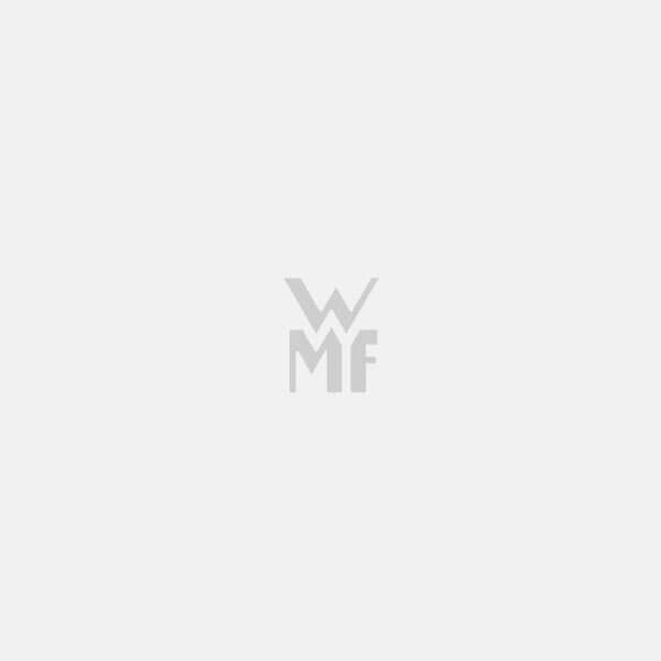 Стойка за ножове бамбук, квадратна